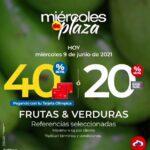 Ofertas Olímpica Miércoles de Plaza 9 de junio 2021