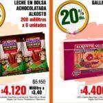 Catálogo Alkosto mercado, frutas y verduras 17 al 23 de julio 2021