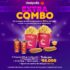 Promo Cinépolis Extra Combo: 2×1 en boletas en la compra de un combo