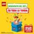 Lego Store Sale: 20% de descuento en toda la tienda este fin de semana