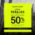 Naf Naf Rebajas Finales: 50% de descuento en referencias seleccionadas