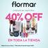 Rebajas Flormar: 40% de descuento en toda la tienda