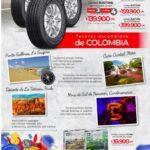 Catálogo Olímpica Enamórate de Colombia al 31 de agosto 2021