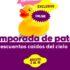 Descuentos Aniversario Pepe Ganga Temporada de Patos 2 al 8 de agosto 2021