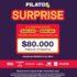 Sale Pilatos Surprise: Gana un artículo Gratis con tus compras