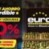 Euro Supermercados: 50% de descuento en frutas y verduras este 24 de septiembre