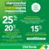 Cruz Verde Green Days 2021: del 15% al 25% de descuento en medicamentos, cuidado personal y más