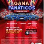 Catálogo Olímpica Gana Fanáticos 2021 del 15 de octubre al 15 de noviembre