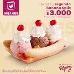 Promoción Popsy Semanas Felices: lleva 2ª unidad por $3.000 de lunes a viernes